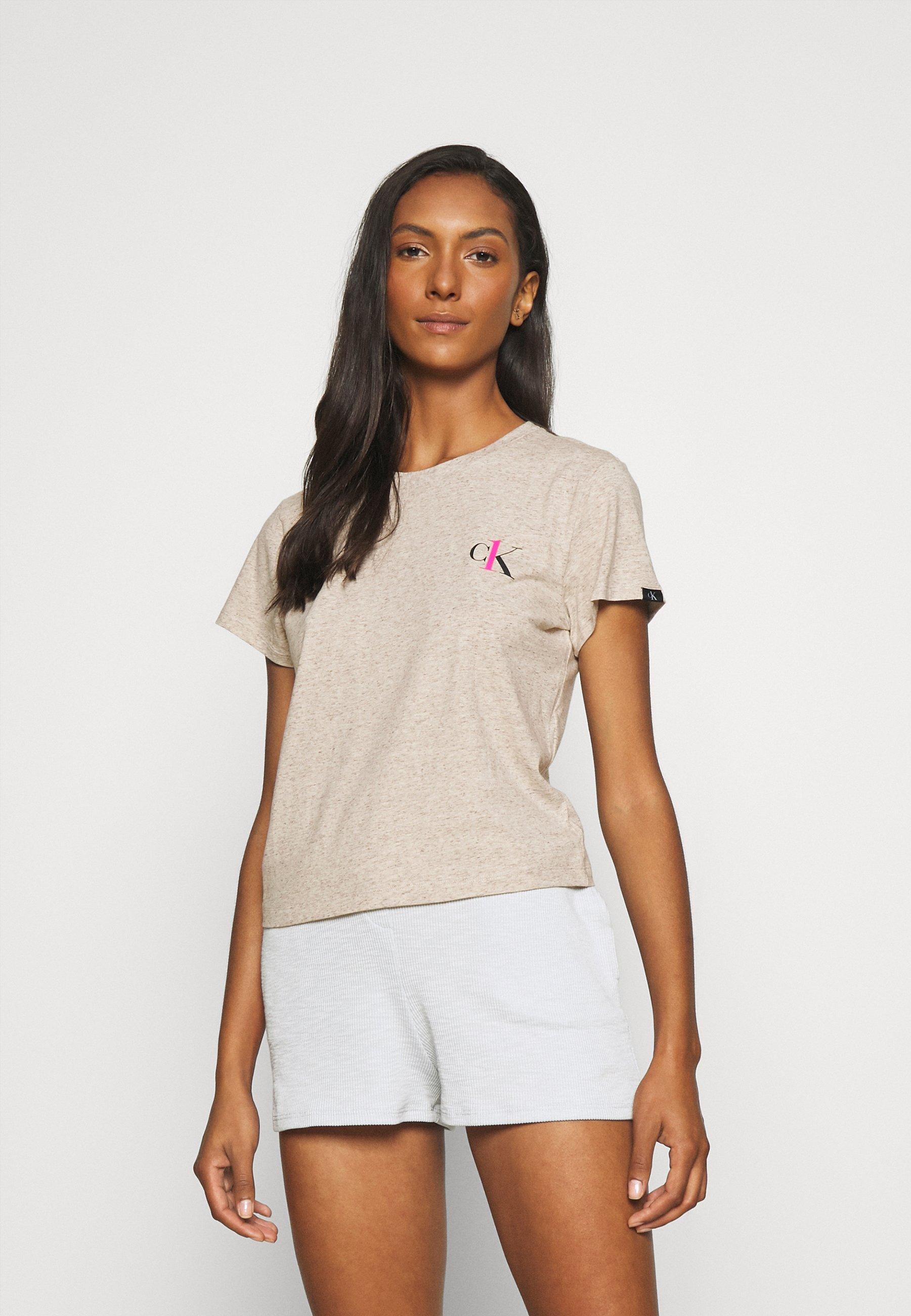 Women ONE LOUNGE CREW NECK - Pyjama top