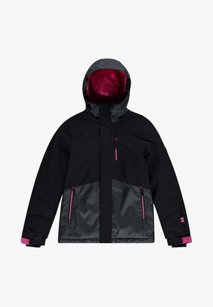 Snowboard jacket - black out