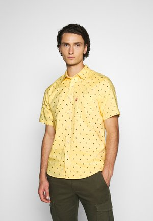 SUNSET STANDARD - Skjorta - yellow
