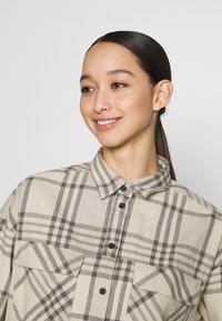 Dr.Denim - NATAHLIE  - Button-down blouse - cashew - 3