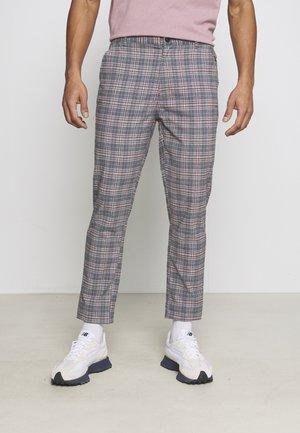 PANTS - Pantalon classique - iron gate