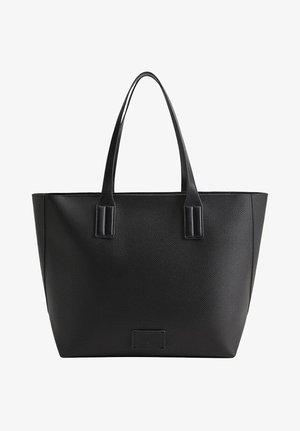 EDISON - Shopping bag - czarny
