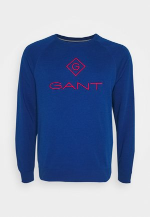 Sweatshirt - crisp blue