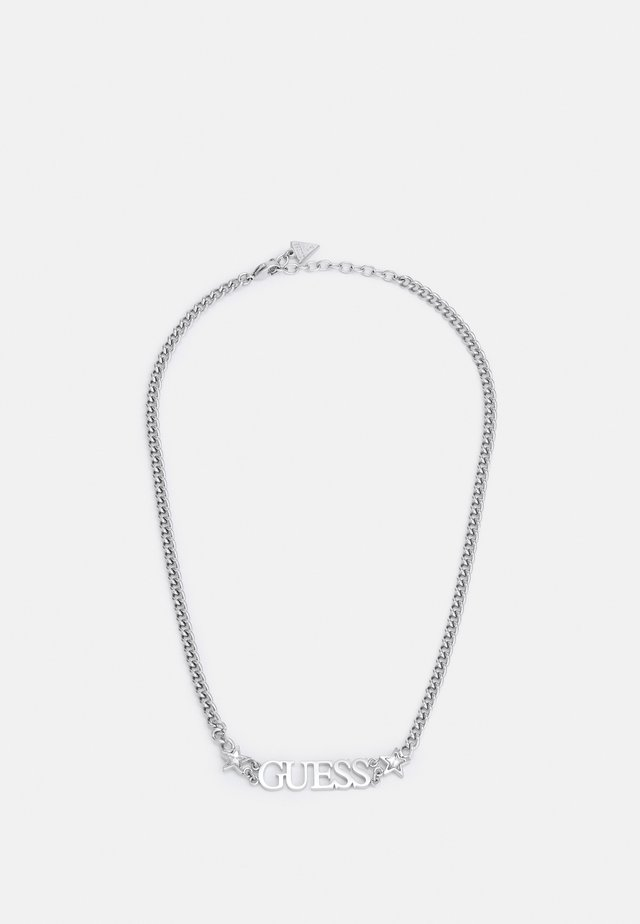 A STAR IS BORN - Necklace - silver-coloured