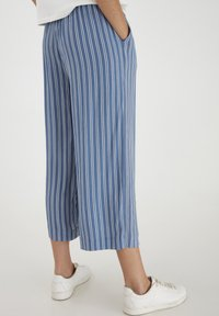 ICHI - Trousers - coronet blue - 2