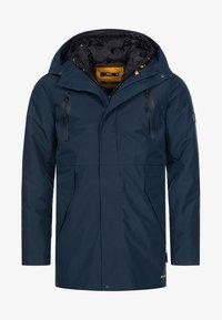 INDICODE JEANS - Winter coat - navy - 6