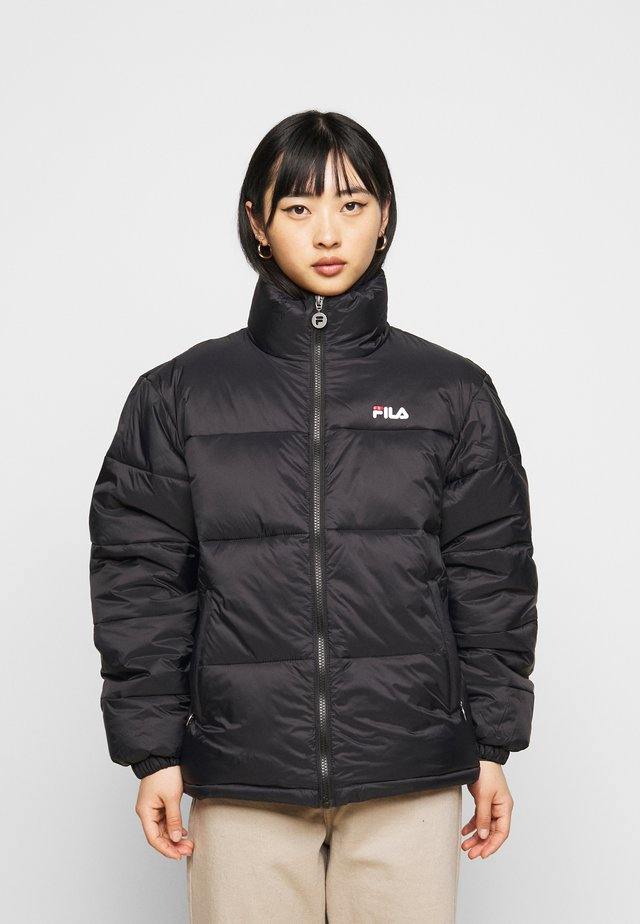 SUSSI PUFF JACKET - Winterjas - black