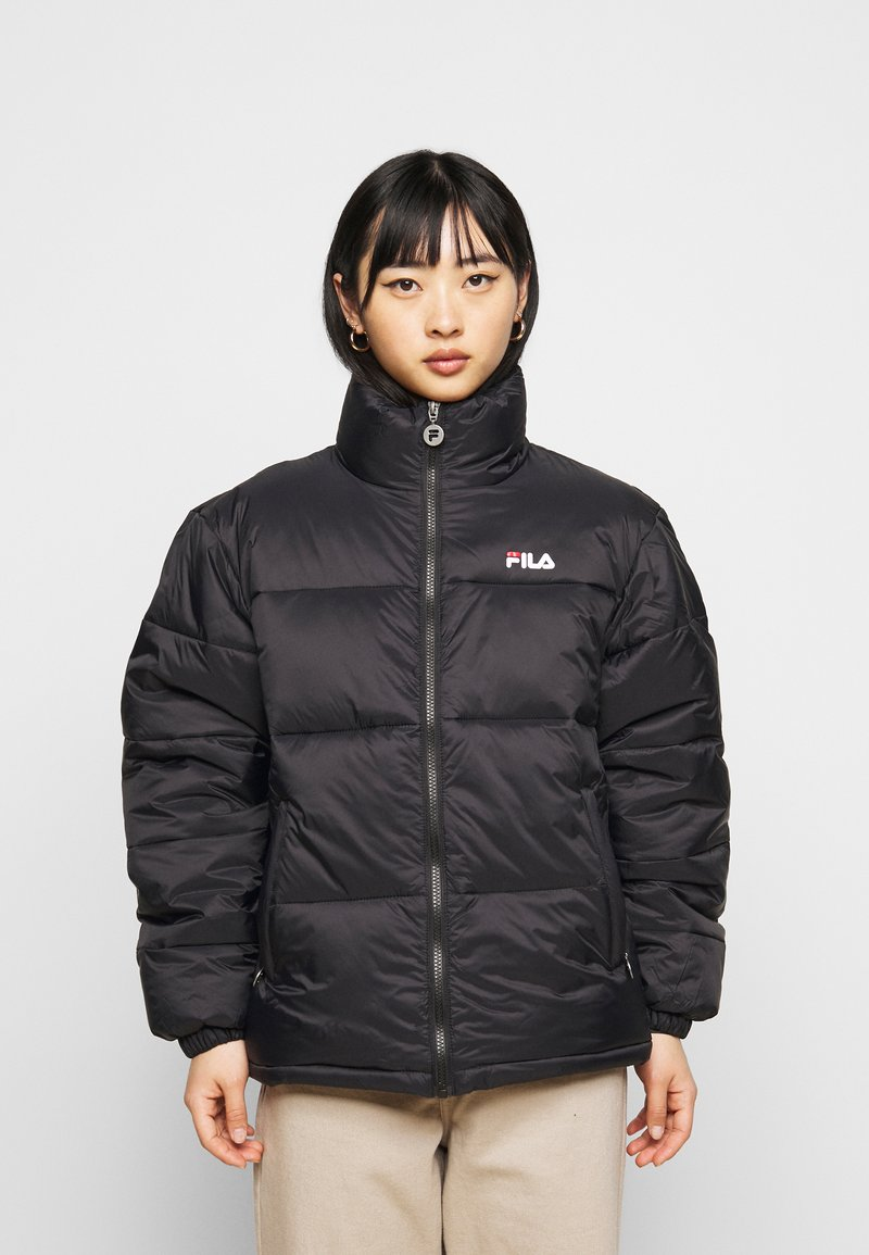 Fila Petite - SUSSI PUFF JACKET - Winter jacket - black