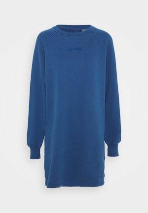 FRANNIE DRESS - Korte jurk - navy peony