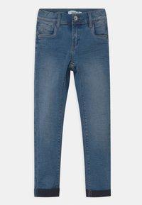 Name it - NMFPOLLY - Jeans Slim Fit - medium blue denim - 2