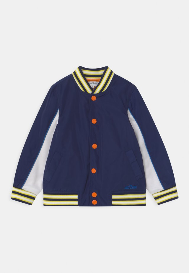 Light jacket - medieval blue