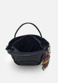 Desigual - BOLS ALESSIA ROTTUM SET - Handbag - azul - 2