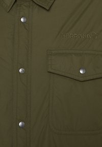 Norrøna - WORKWEAR PILE - Outdoor jacket - khaki - 2