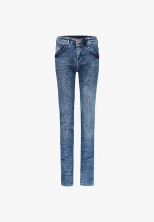JACKSON - Slim fit jeans - blue