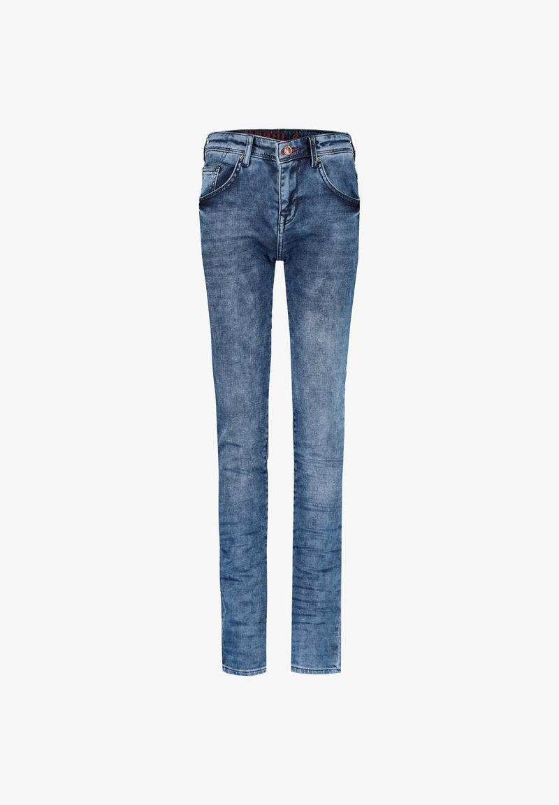 Petrol Industries - JACKSON - Slim fit jeans - blue