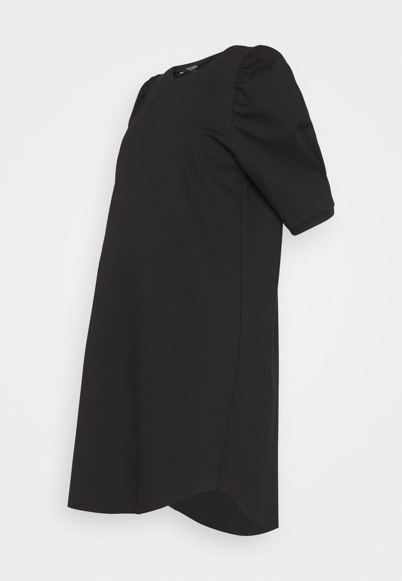 Attesa Maternity - Jersey dress - black