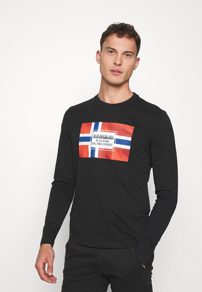 Napapijri - SERA  - T-shirt à manches longues - black