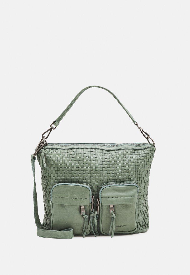 FREDsBRUDER - NOON - Tote bag - sea green