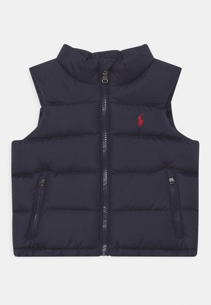 OUTERWEAR - Waistcoat - collection navy