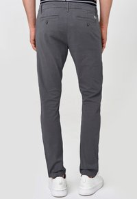 INDICODE JEANS - CREED - Chinos - black - 2