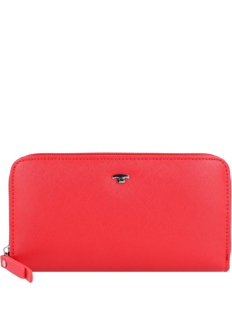 TOM TAILOR - TRENTO - Wallet - red
