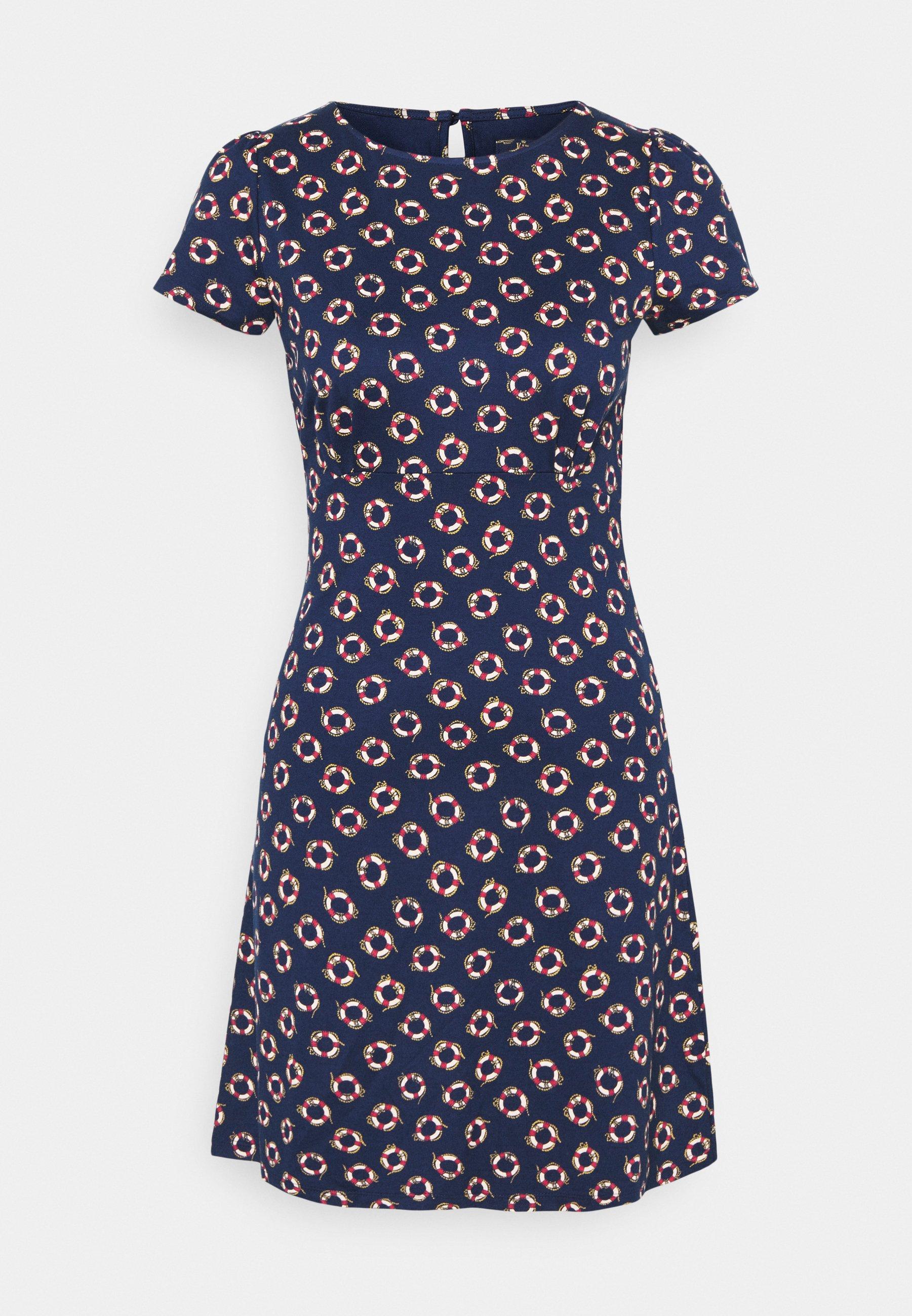 Women DRESS CAPITAN - Jersey dress