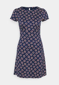King Louie - DRESS CAPITAN - Jersey dress - blue - 0