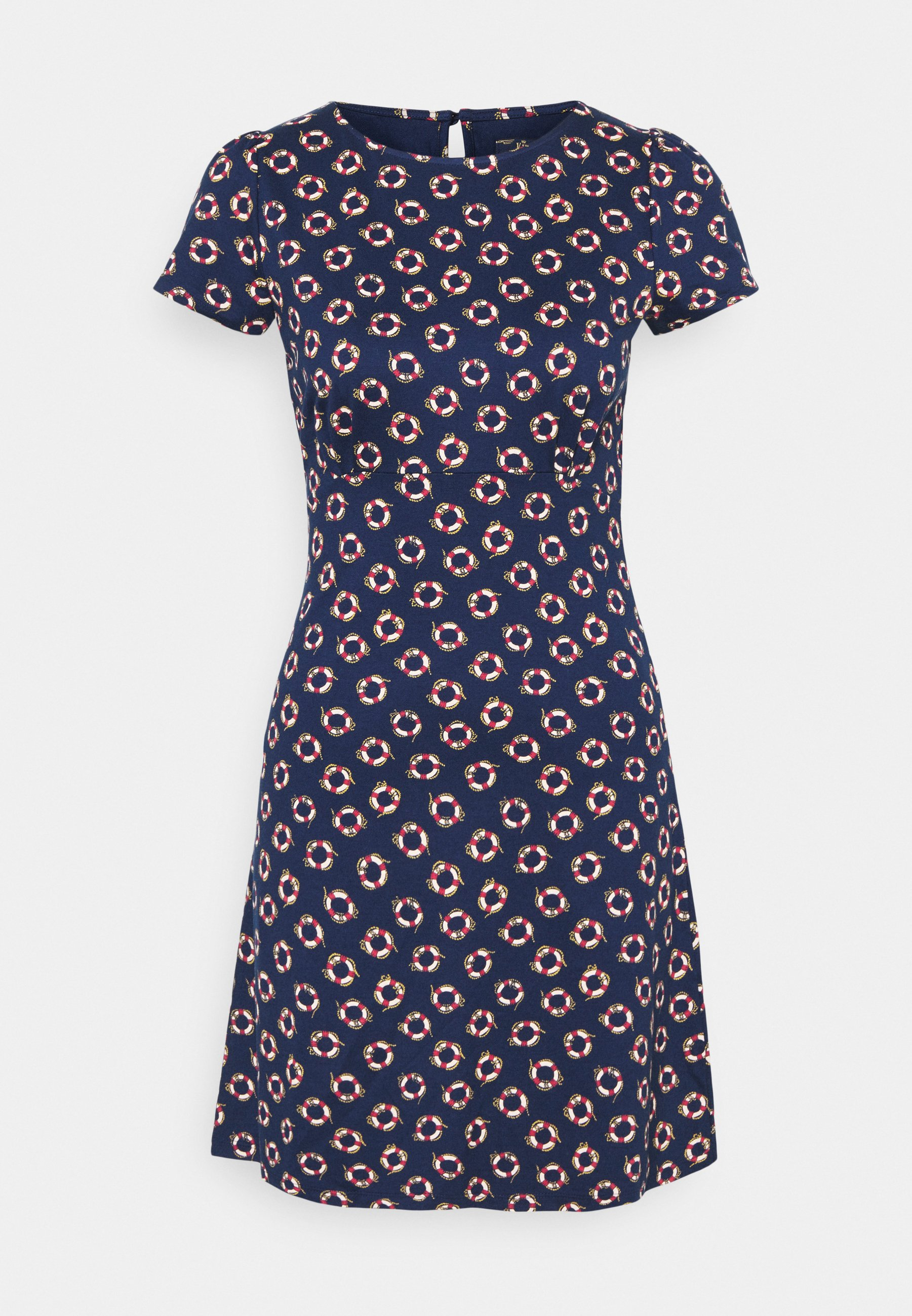 DRESS CAPITAN   Jerseykleid   blue