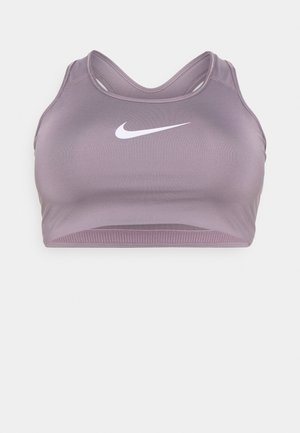 BRA - Medium support sports bra - purple smoke