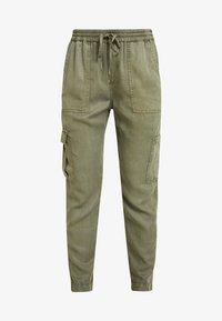 Opus - MUNDINI - Trousers - oliv green - 5