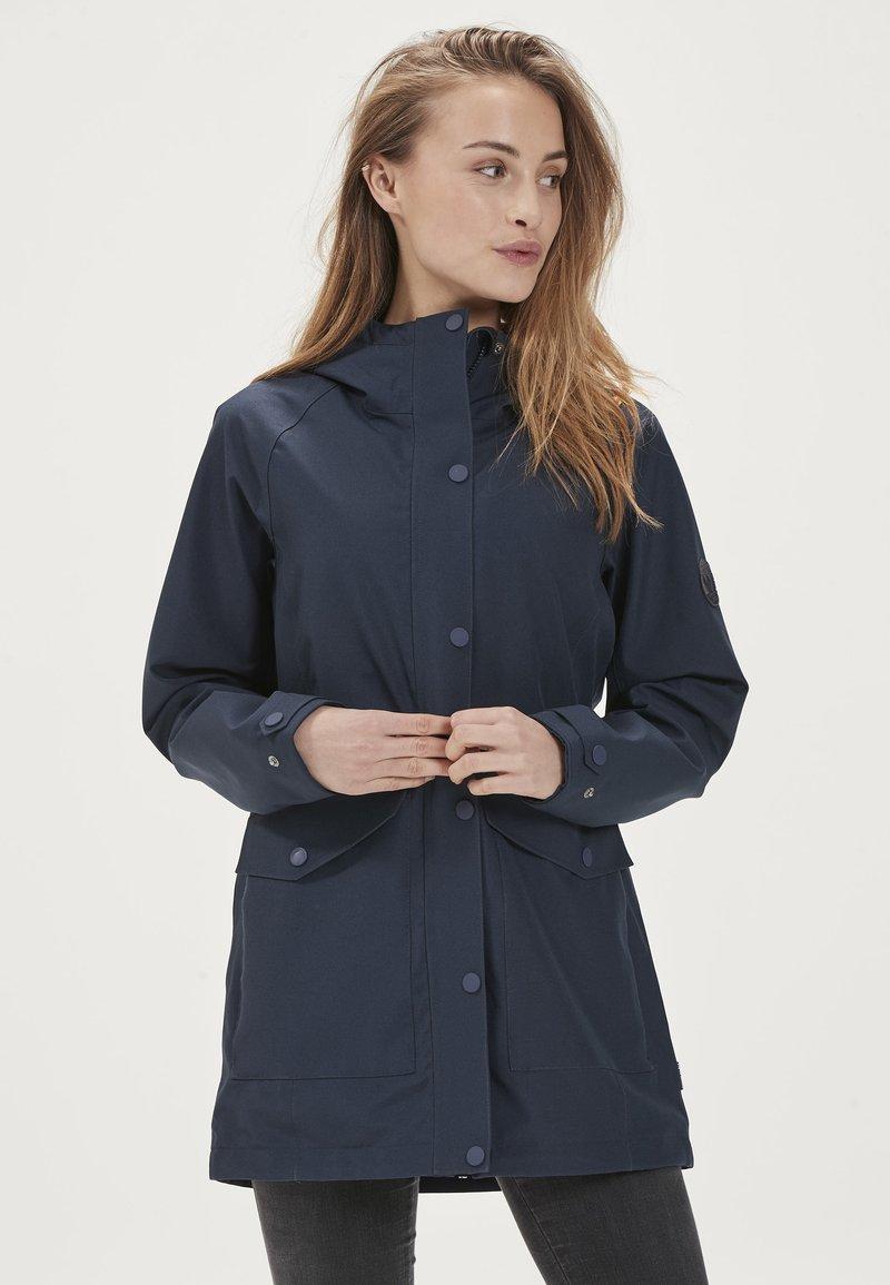 Whistler - DOMINGO W  - Parka - navy blazer