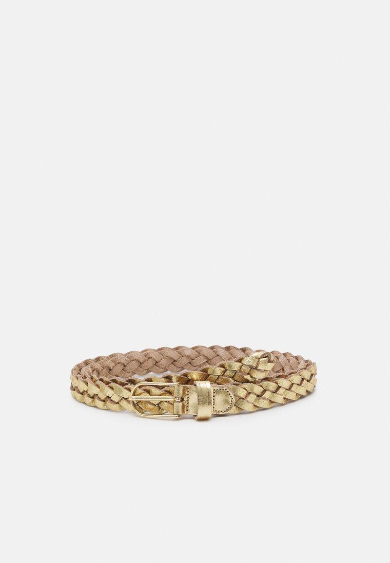 Vanzetti Curvy - Belt - gold-coloured