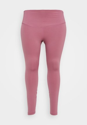 ONE PLUS  - Tights - desert berry