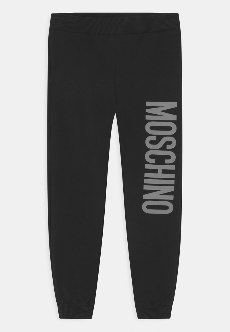 MOSCHINO - UNISEX - Pantalon de survêtement - black