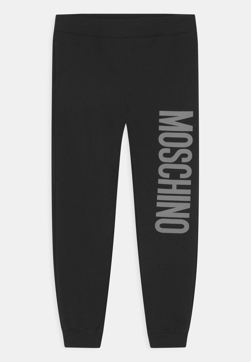 MOSCHINO - UNISEX - Tracksuit bottoms - black