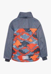 LEGO Wear - LWJOSHUA - Snowboard jacket - dark grey - 2