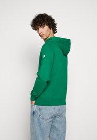Belstaff - Hoodie - miller green - 2