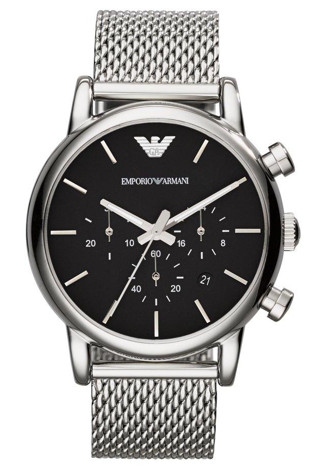 Watch - silver/steel