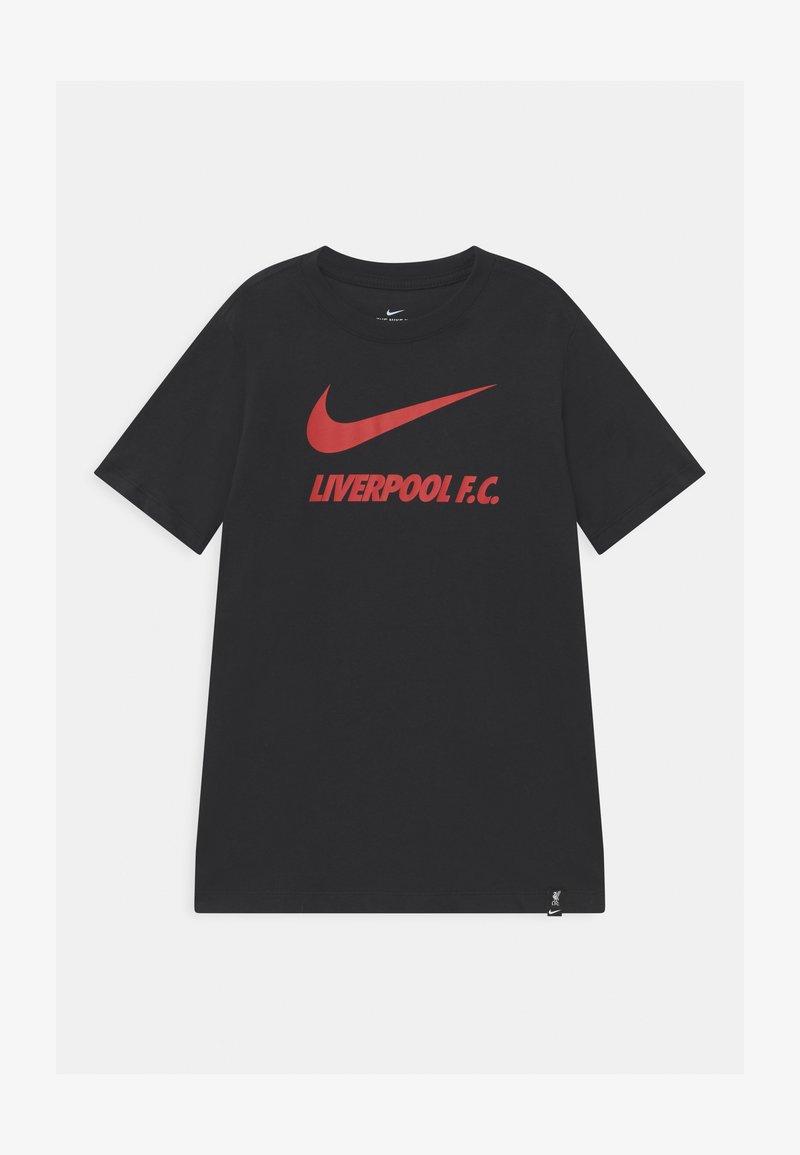 Nike Performance - LIVERPOOL FC GROUND - Klubové oblečení - black