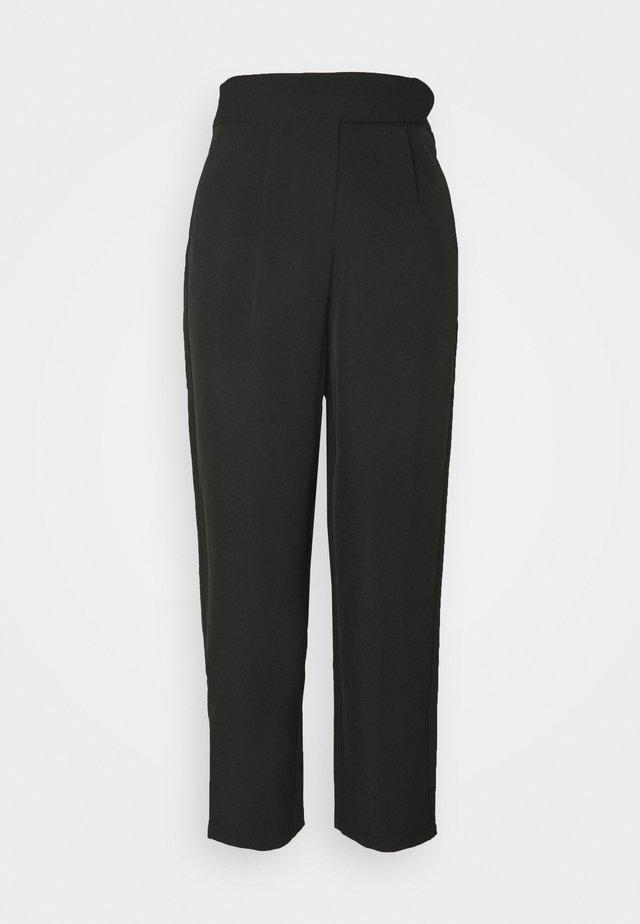YASCAMILLE ANKLE PANTS - Broek - black