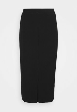 DOLLY SKIRT - Kokerrok - black
