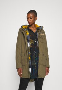 Desigual - CHAQ SIGURD - Zimní kabát - kiwi - 0