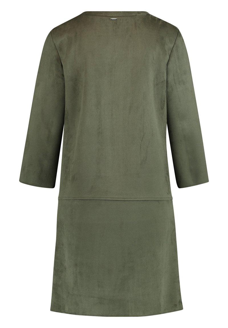Taifun Freizeitkleid - olive/grün K5sKGn
