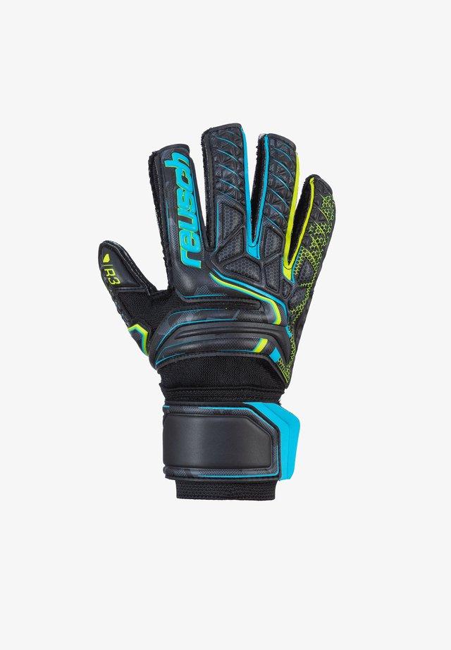 Fingerhandschuh - schwarzgelb