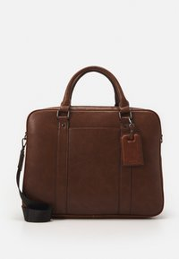 ALDO - PANDORO - Briefcase - cognac - 0