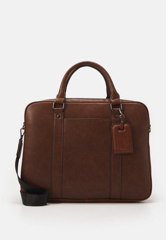 PANDORO - Briefcase - cognac