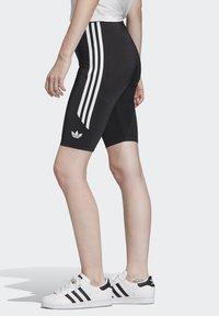adidas Originals - CYCLING TIGHTS - Shorts - black - 3