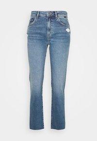 NIKI - Jeans straight leg - blue denim