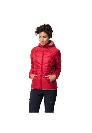ARGON  - Winter jacket - clear red