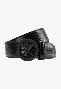 Carlo Colucci - Belt - schwarz - 1